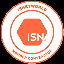 ISNetworld ISN Safety member logo